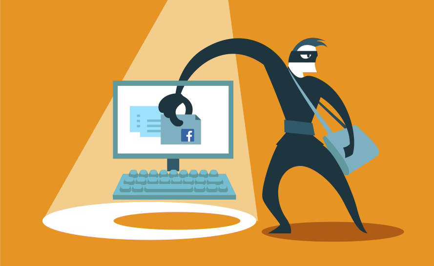Facebook Event Theft